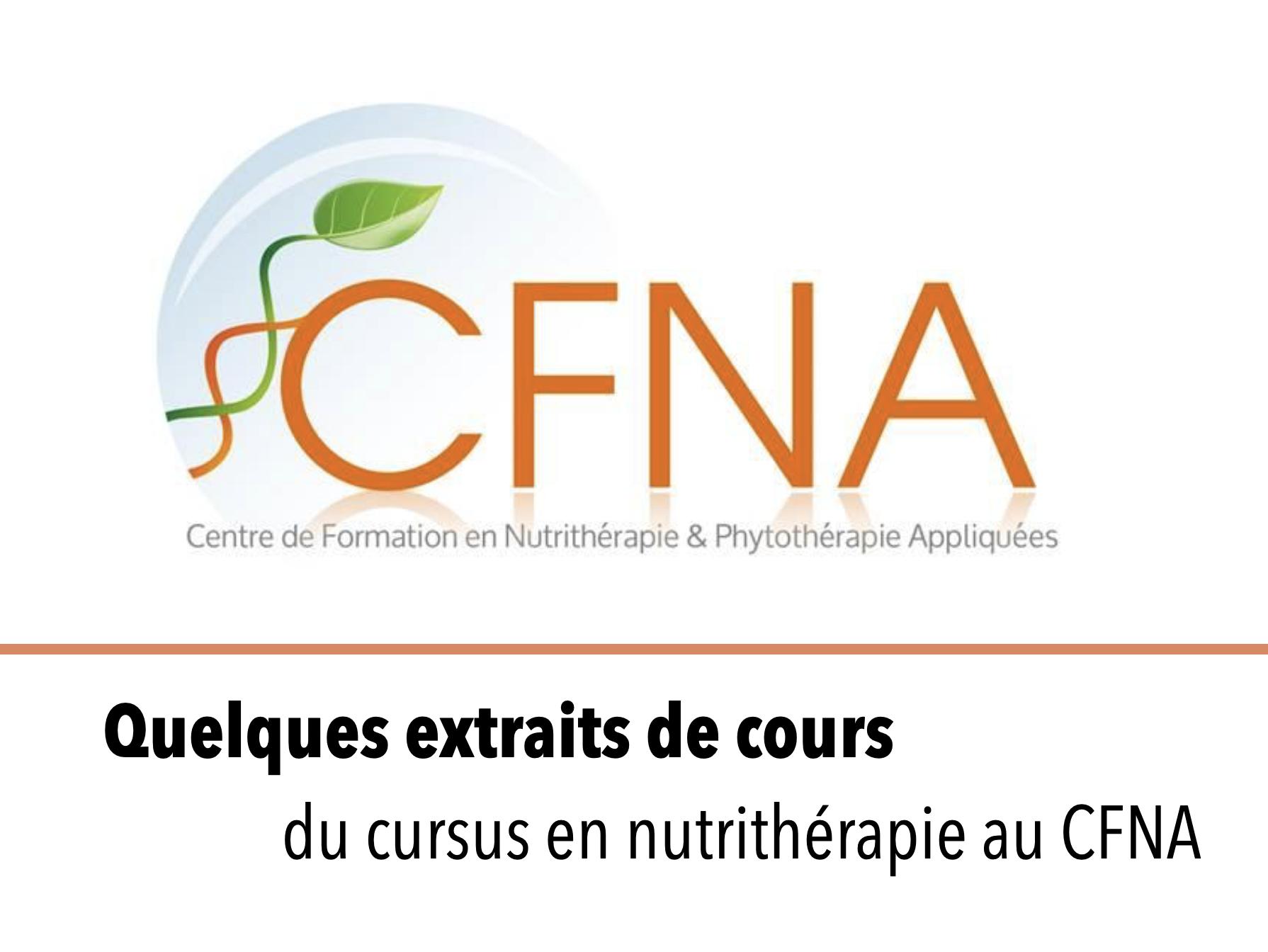 Extraits : Nutrithérapie des troubles psychologiques par Jean-Paul CURTAY
